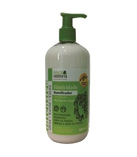 HUMIDIFICATEUR AFRO OLIVE KARITE & CACAO 500ML REAL NATURA