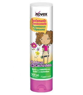 "MY LITTLE CURLS APRES SHAMPOOING 300ML ""Meus Cachinhos Acondicionador"" 300ML NOVEX"
