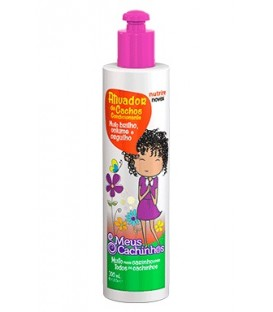 "MY LITTLE CURLS ACTIVATEUR DE BOUCLES 300ML ""Meus Cachinhos Ativador Condicionante"" NOVEX"