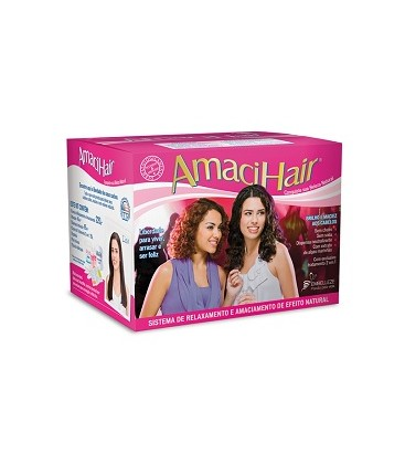 AMACIHAIR TRADITIONAL RELAXING AND SOFTENING KIT