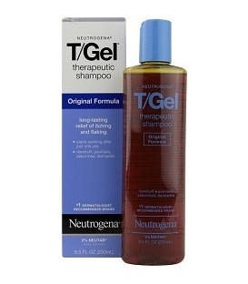 NEUTROGENA T/GEL SHAMPOING ORIGINAL FORMULA TRAITEMENT PSORIASIS 130ML