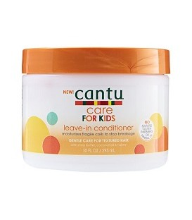 "APRES SHAMPOOING SANS RINCAGE ENFANTS 283G ""LEAVE-IN CONDITIONER FOR KIDS"" CANTU"