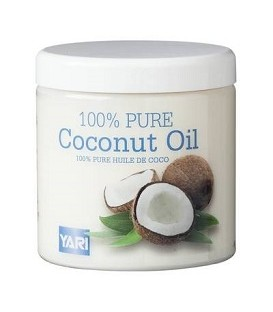 "100% PURE HUILE DE COCO ""Coconut Oil"" 500ML YARI"