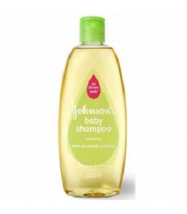 SHAMPOOING POUR BEBES CAMOMILLE 300ML JOHNSON'S