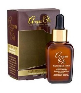 NIGHT REPAIR SERUM 30ML ARGAN OIL