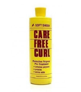 CARE FREE CURL PROTECTIVE POLYMER PRE-TREATMENT 473ML