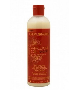 CREME OF NATURE ARGAN INTENSIF TRAITEMENT 354ML