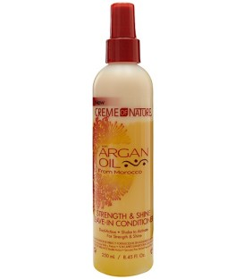 CREME OF NATURE ARGAN LEAVE IN CONDITIONER 250ML