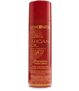 CREME OF NATURE ARGAN OIL SHEEN SPRAY 318G
