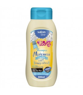 SHAMPOO MAIONESE LIGHT Liberado Todecacho 300ML SALON LINE