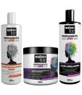 Kit Permanente Afro SALON LINE