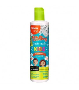 Condicionador Kids Liberado Todecacho 300ml SALON LINE