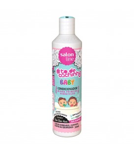 Condicionador TodeCachinho Baby 300ml SALON LINE