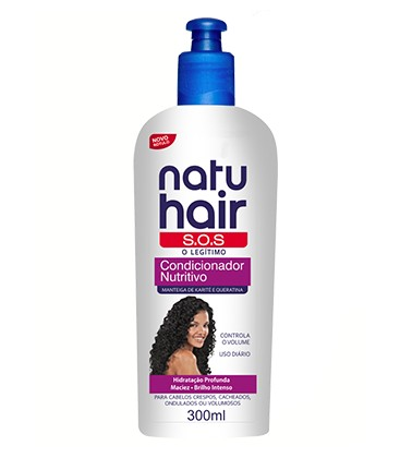 Conditioner Nourishing SOS 300ml NATUHAIR