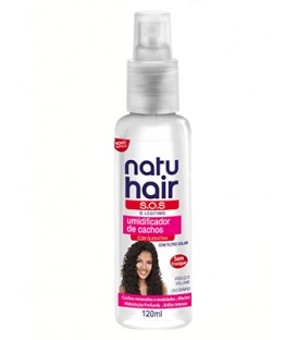 Curls Humidifier With Keratin SOS 120ml NATUHAIR