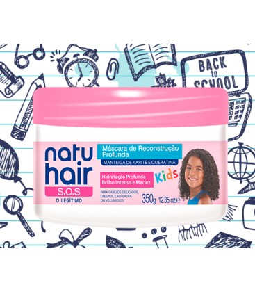 Mask Reconstrution SOS Kids 350g NATUHAIR
