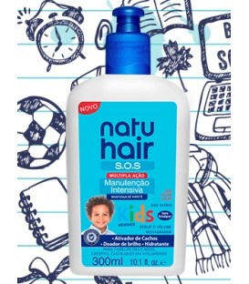 Cream Intensive Maintenance Boys Kids 300ml NATUHAIR