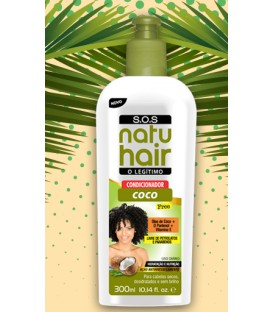 Conditioner SOS Coconut 300ml NATUHAIR