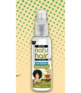 Hydrating Spray SOS Coconut 120ml NATUHAIR