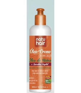 Cream Oil Coconut 300ml NATUHAIR