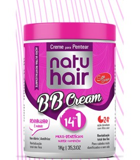 Brushing Cream BB Cream 1kg NATUHAIR