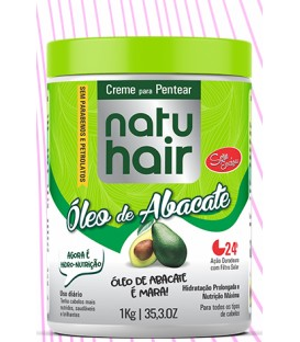 Brushing Cream Avocado Oil 1kg NATUHAIR