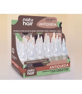 Antifall Intensive Solution Ampoule 1x10ml NATUHAIR