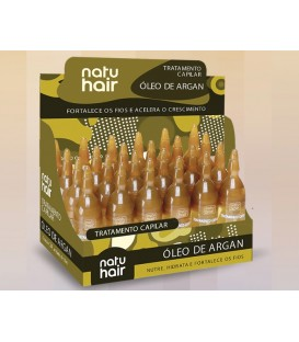 Argan Oil Intensive Solution Ampoule 10ml NATUHAIR