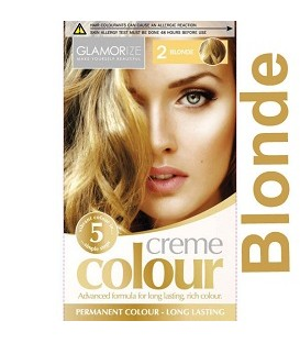 COLORATION PERMANENTE N°2 BLONDE