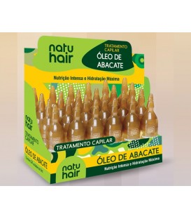 Avocado Intensive Solution Ampoule 1x10ml NATUHAIR