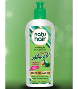 Shampoo Avocado Oil 300ml NATUHAIR