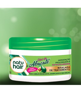 Treatment Mask Avocado Oil 350g NATUHAIR