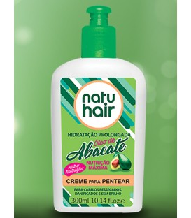 Brushing Cream Avocado 300ml NATUHAIR