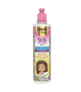 Ativador de Cachos SOS Kids 300ml SALON LINE