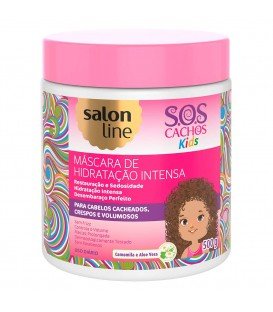 Mascara SOS Kids 500g SALON LINE