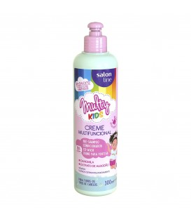Creme Multifuncional Multy Kids 300ml SALON LINE
