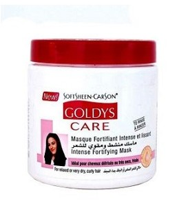 MASQUE FORTIFIANT INTENSE ET LISSANT 500ML GOLDYS CARE