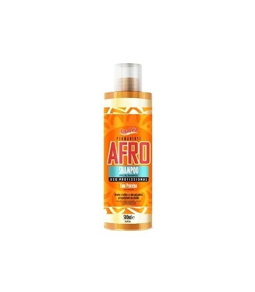 SHAMPOOING PERMANENTE AFRO 500ML ANALEA