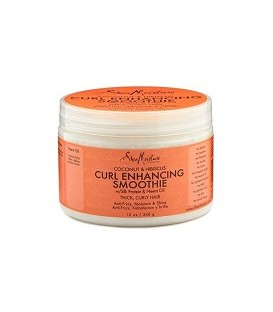 "CREME DEFINITION BOUCLES COCO & HIBISCUS ""SMOOTHIE"" 340G SHEA MOISTURE"