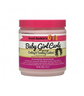 CREME ANTI FROSOTTIS (Baby Girl Curls) 426G AUNT JACKIE'S