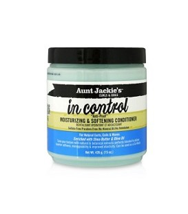 "MASQUE ADOUCISSANT 426G ""In Control"" AUNT JACKIE'S"