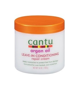 "DEMELANT SANS RINCAGE ARGAN 453G ""Leave in conditioning"" CANTU"