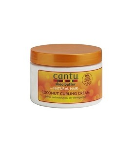 "CREME ACTIVATRICE DE BOUCLES COCO NATURAL HAIR 340ML ""Curling Cream"" CANTU SHEA BUTTER"