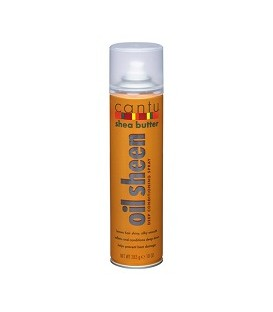 SPRAY BRILLANCE 270g (Oil Sheen) CANTU SHEA BUTTER