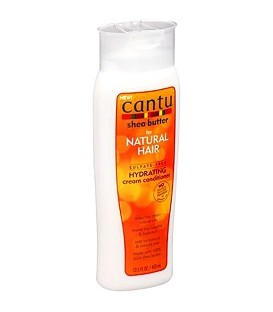 "APRES SHAMPOOING HYDRATANT NATURAL HAIR 400ML ""HYDRATING CREAM CONDITIONER"" CANTU SHEA BUTTER"