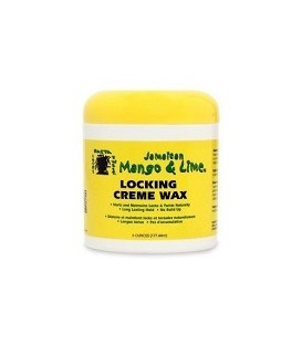 "CREME ""Locking Wax"" 473g JAMAICAN MANGO&LIME"