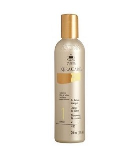 SHAMPOOING 1ere MOUSSE 240ML KERACARE