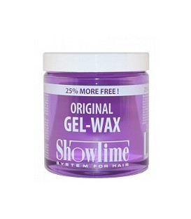 "GEL CIRE ORIGINAL 500ML ""0riginal Gel Wax"" SHOWTIME"