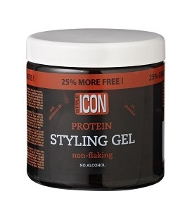 "GEL COIFFANT PROTEINES 525ML ""Protein Styling Gel"" STYLE ICON"