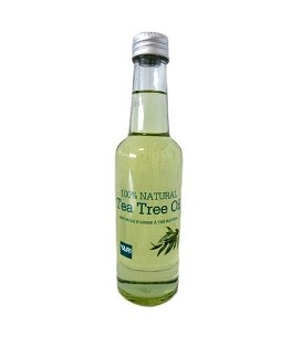 "HUILE D'ARBRE A THE 100% NATURELLE 250ML ""Tea Tree Oil"" YARI"
